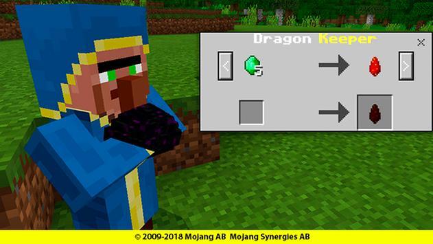 Dragons mounts for minecraft addon screenshot 8