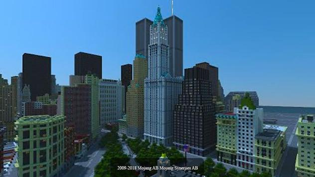 Modern city - minecraft map city for Android - APK Download