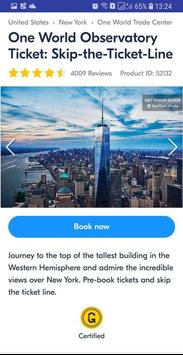 New York Best Tickets and Tours, City Guide screenshot 2