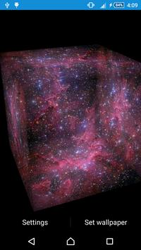 Astronomy 3D Live Wallpaper screenshot 2