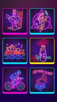 Neon Glow screenshot 8
