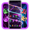 Neon Light Launcher आइकन
