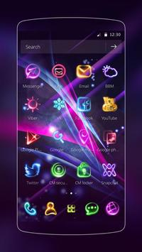 Neon Light Icon Packs (Theme) screenshot 10