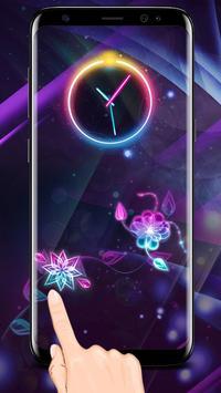 Neon Light Icon Packs (Theme) screenshot 3