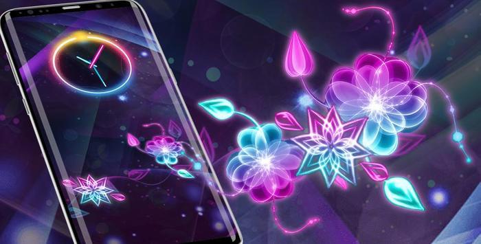 Neon Light Icon Packs (Theme) screenshot 5