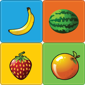 Fruits Memory Game icon