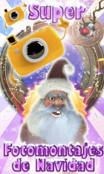 Super Christmas Photomontages poster