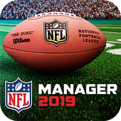 NFL 2019:  Football Liga Manager Zeichen
