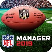 NFL 2019:式足球联盟经理 图标