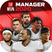 NFL Player Assoc Manager 2020: American Football icon
