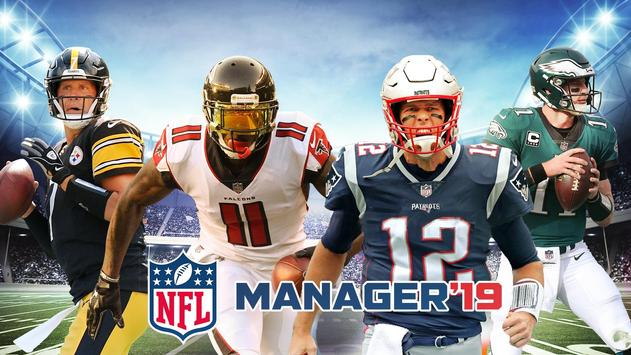 NFL 2019: Manager de Ligue de Football capture d'écran 10