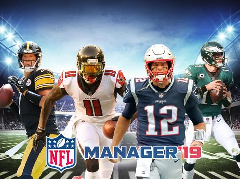 NFL 2019:  Football Liga Manager Screenshot 5