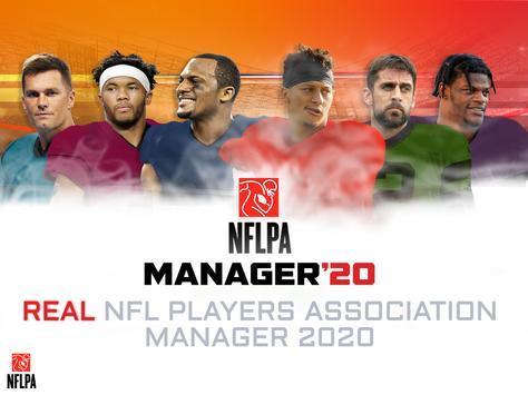 NFL Player Assoc Manager 2020: American Football screenshot 7