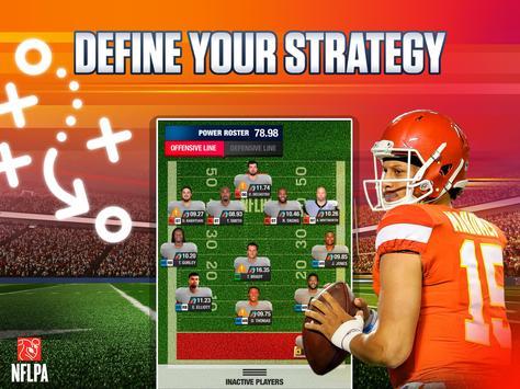 NFL Player Assoc Manager 2020: American Football screenshot 8