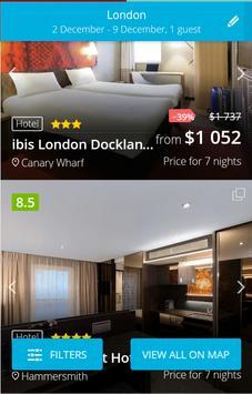 Cheap Hotel Booking screenshot 2