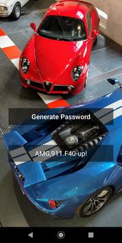 Car Guy Password Generator screenshot 1