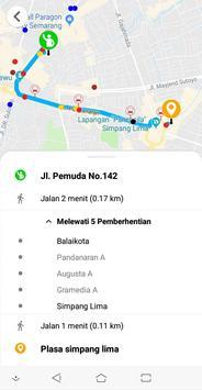 Trans Semarang screenshot 1