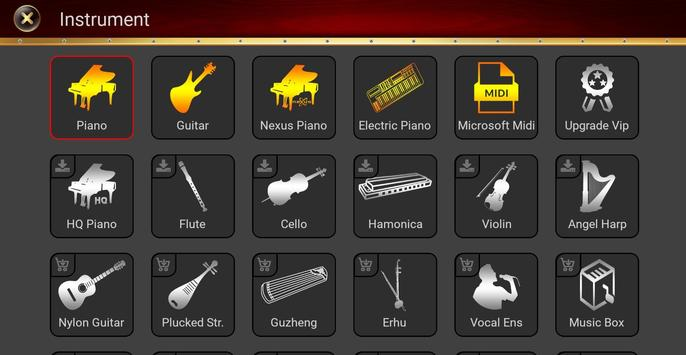 Virtual Piano 2021 screenshot 7