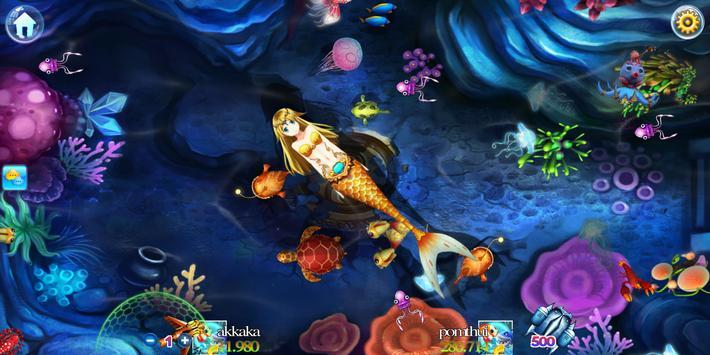 Bắn cá săn thưởng - bắn cá online screenshot 3