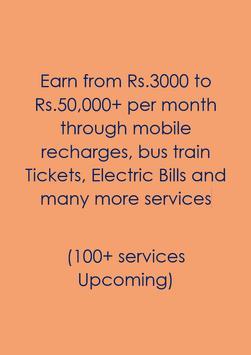 MITY-EARN Money App with Recharges,Tickets, Bills screenshot 6
