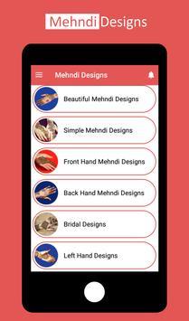 Mehndi Designs poster