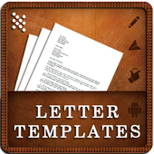 Letter Templates icon