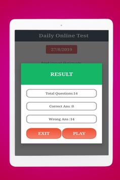 General Knowledge Quiz : World GK Quiz App screenshot 18