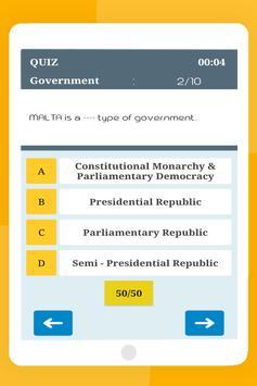 General Knowledge Quiz : World GK Quiz App screenshot 10