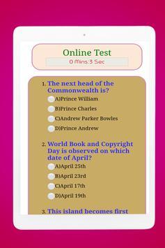 General Knowledge Quiz : World GK Quiz App screenshot 21