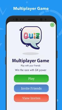 General Knowledge Quiz : World GK Quiz App screenshot 7