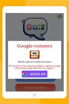 General Knowledge Quiz : World GK Quiz App screenshot 9
