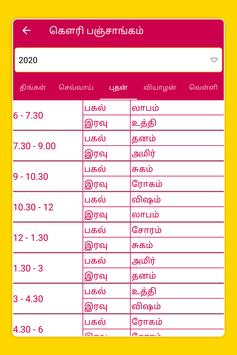 Tamil Calendar 2021 Tamil Calendar Panchangam 2021 screenshot 15