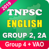 TNPSC English Group 2 Group 2A CCSE 4 2019 Exam icône