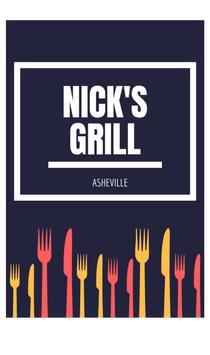 Nick's Grill Asheville screenshot 2