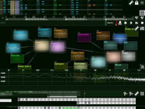 SunVox screenshot 4