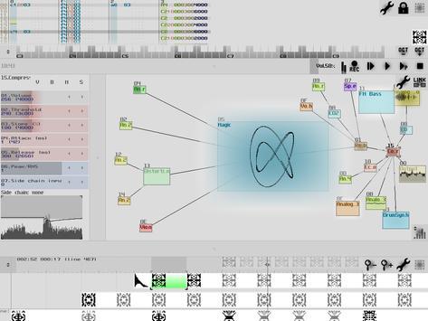 SunVox screenshot 5