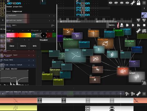 SunVox screenshot 6