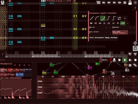 SunVox screenshot 8