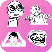 Memes Stickers For Whatsapp icon