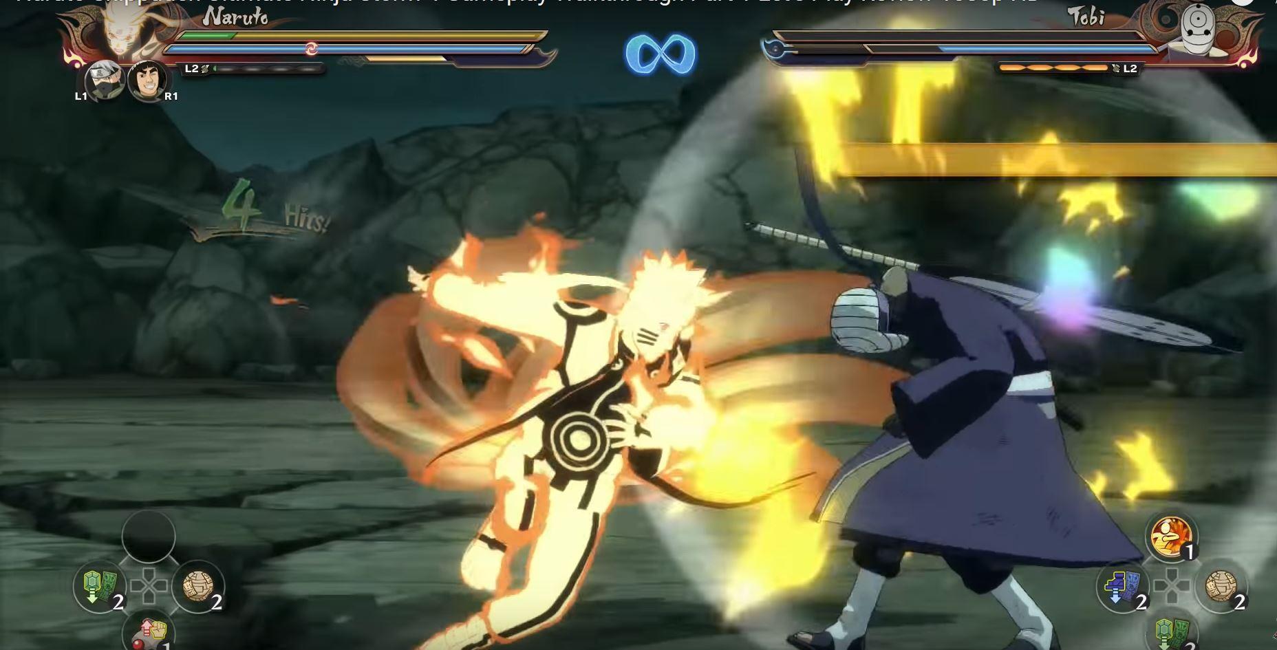 Naruto shippuden: ultimate ninja storm 4 v1. 07 скачать торрент на.