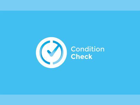 Condition Check screenshot 4