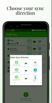Health Sync screenshot 2