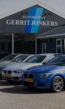 Autobedrijf Gerrit Jonkers poster