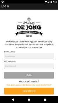 Bakkerij De Jong screenshot 2