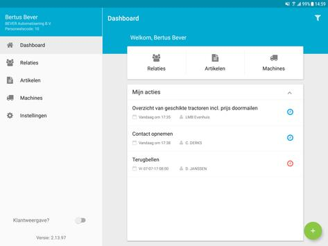OverAll CRM screenshot 7