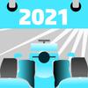 E Calendário de corridas 2021 ícone