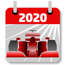 Racing Calendar 2020 (No Ads) APK Android