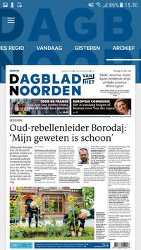 DVHN digitale krant screenshot 4