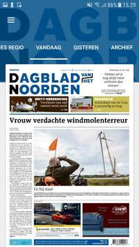 DVHN digitale krant poster