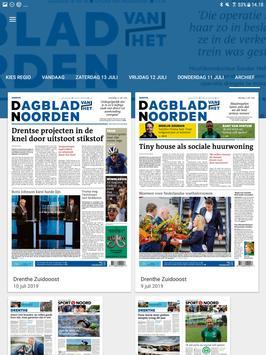 DVHN digitale krant screenshot 10